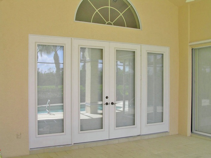 Impact Hurricane Doors Southern Home Service Quot Remodeling